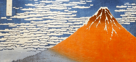 Hokusai at the Musée Guimet   © Jean-Pierre Dalbéra/flickr