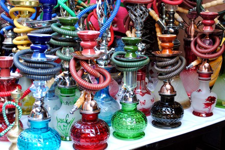 Hookah Pipes in Marrakech | © just_a_cheeseburger/Flickr