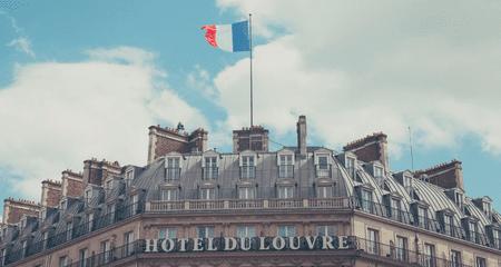 Hotel du Louvre | © Barn Images/Flickr
