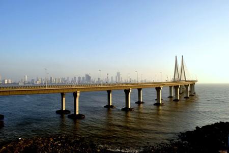 Bandra bridge, Mumbai |© Pixabay
