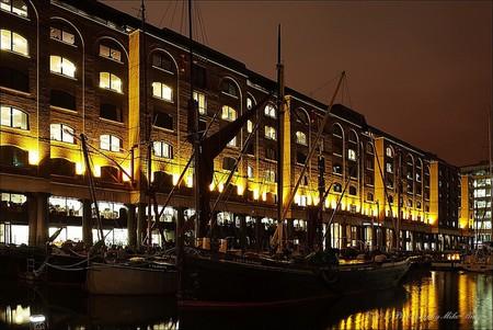 St Katharine Docks   © Mike Bing/Flickr