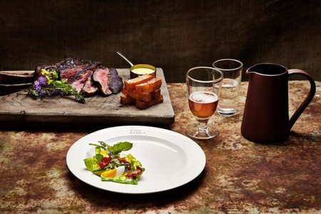 Food | Courtesy of  The Wild Rabbit