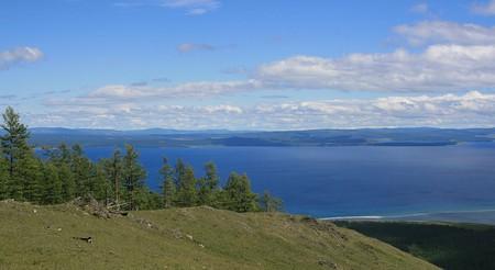 Lake Khövsgöl | © Yann/WikiCommons