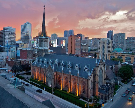 St. Michael's Cathedral at Sunset | © Brian / WikiCommons