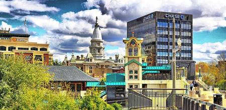 Downtown Lafayette, Indiana   © John Schanlaub/WikiCommons