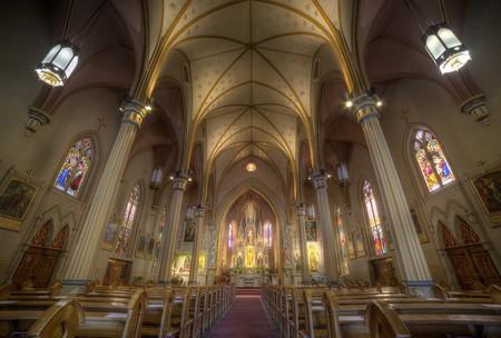 St. Joseph Catholic Church | © Ralph Arvesen/Flickr