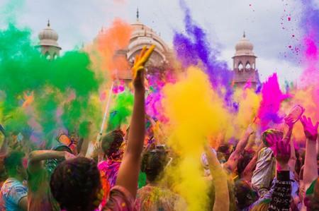 Holi Festival of Colors | © Steven Gerner/Flickr