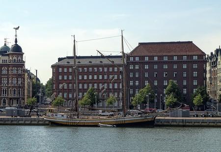 Helsinki, Finland | Courtesy of Schooner Valborg