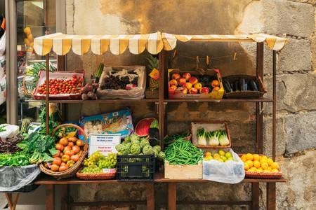 Fruit and Veg Stand | © Gregorio Puga Bailón / flickr