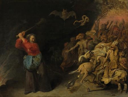 'Dulle Griet' by David Rijckaert III | © Kunsthistorisches Museum, Vienna