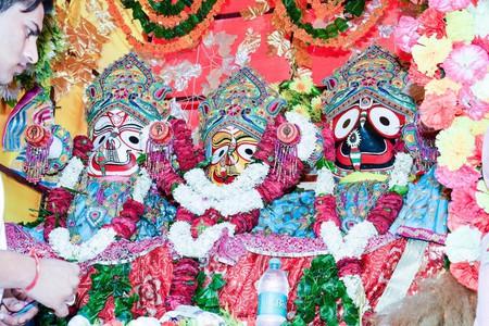 Lord Jagannath   Courtesy Hari Kishore Joshi / Flickr