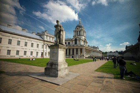 Old Royal Naval College, Greenwich   Bill Hunt/Flickr