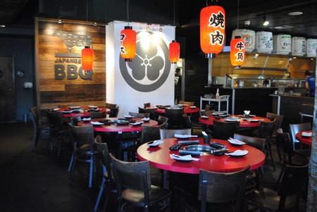 Dining Room | Courtesy of Gyu-Kaku