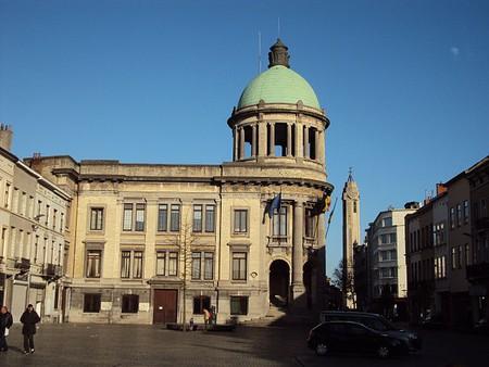 City Hall Molenbeek| © Goris/WikiCommons