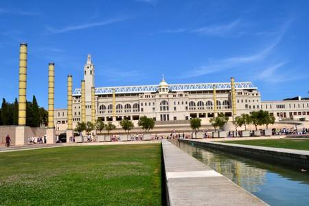Estadi Olímpic Lluis Companys view| © Oh-Barcelona.com/Flickr