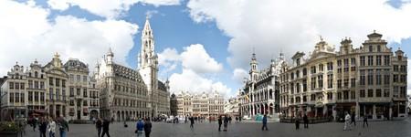 Brussels panorama   © Steve Collis/WikiCommons