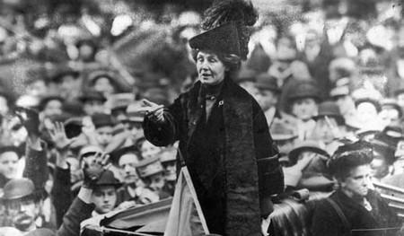 Emily Pankhurst © Hulton Archive / WikiCommons
