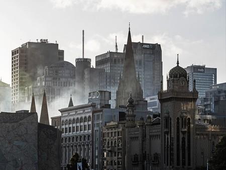 'GOTHAM CITY'   © Daniel Sortino