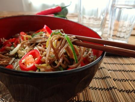 Soba Noodles   ©IppikiOokami/Pixabay