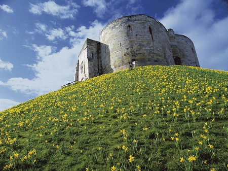 Clifford's Tower | Courtesy of English Heritage