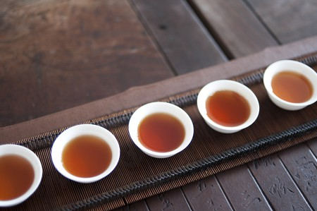 Traditional Chinese Tea © aniu7839/Pixabay