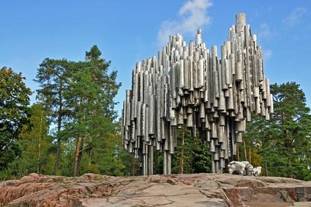 Jean Sibelius Monument | © Dennis Jarvis/Flickr