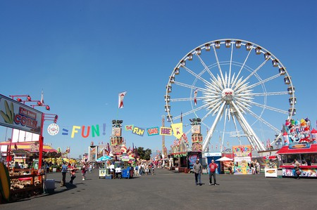 LA County Fair at the Fairplex © wikicommons