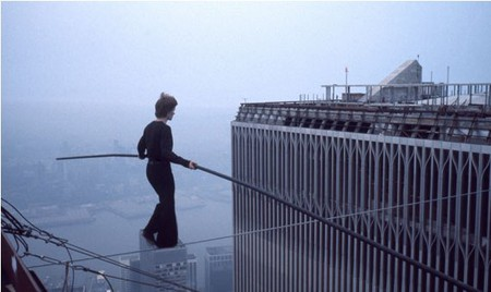 Still, Man on Wire (2008)    © BBC Storyville, Discovery Films