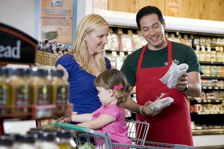 Deli Clerk at Sprouts Farmers Market | Courtesy of Sprouts