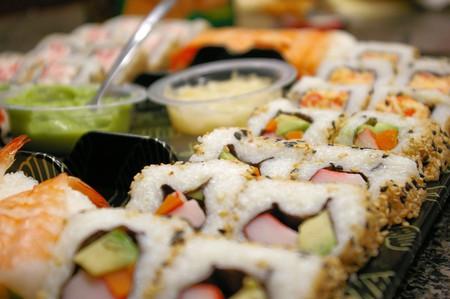 Sushi © Mrmcdonnell/WikiCommons