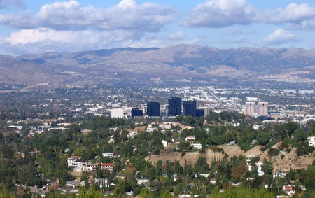 West San Fernando Valley © Oakshade/WikimediaCommons