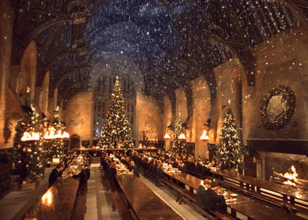 Hogwarts in Winter | © Warner Bros.