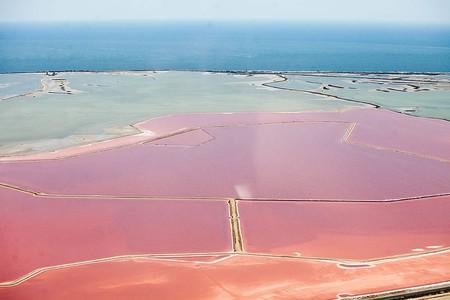 Camargue Salt Flats   © Jeroen Komen/WikiCommons