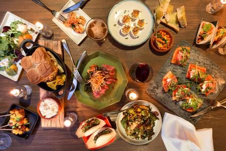 Viceroy's food assortment   © Christian Horan