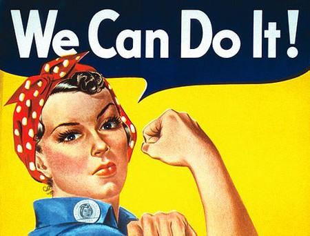 We Can Do It! © J. Howard Miller l WikiCommons
