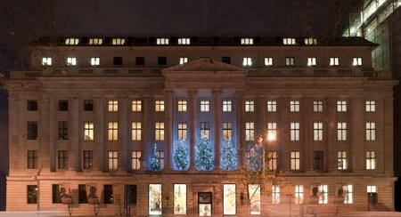 The Wellcome Collection @ The Wellcome Building, Euston Road, London | © David Samuel / WikiCommons