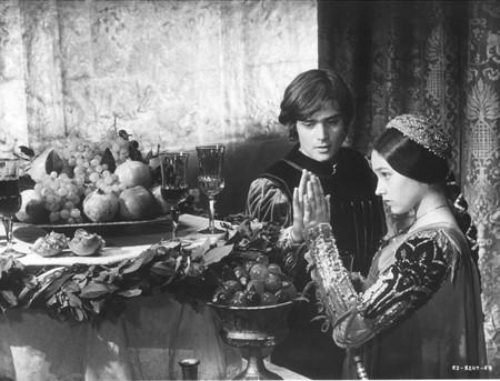 Film still from Romeo and Juliet , 1968   © BHE Films
