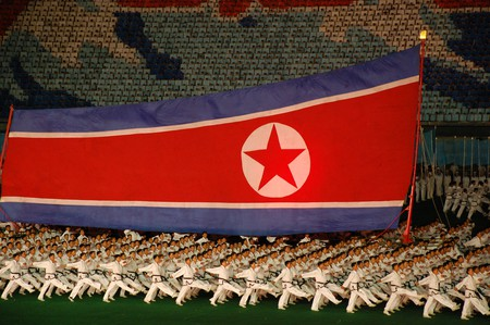 An Opening Ceremony of the Mass Games | © stephan/Flickr