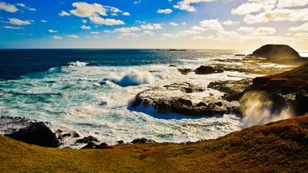 Sea view of Phillip Island, © Pasquale Paolo Cardo, Flickr