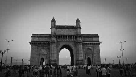 The Gateway of India © Flickr / Naveen Dadan