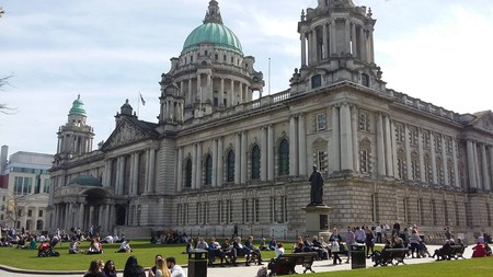 Belfast City Hall 2016 / © Victoria Brown