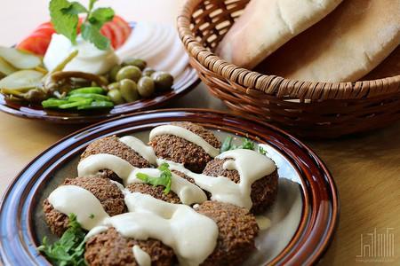 Falafel   © Bengin Ahmad/Flickr