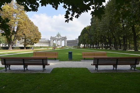 The Cinquantenaire Park | Stephane Mignon/Flickr
