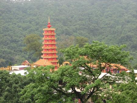 10,000 Buddha Monastery |  ThisParticularGreg / Flickr