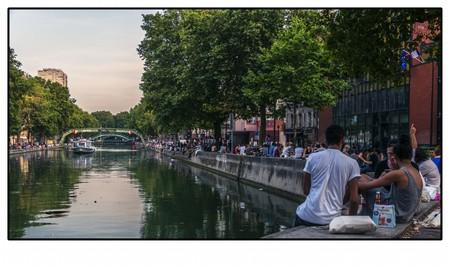 Canal Saint-Martin | ©Jose Losada/Flickr