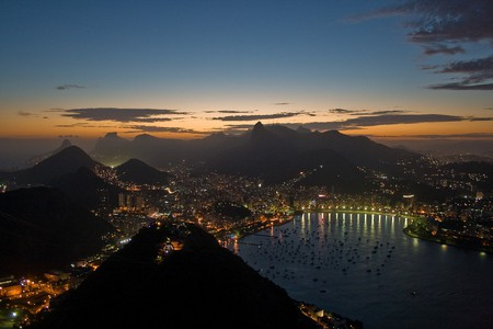 Rio de Janeiro sunset ©Pedro Angelini