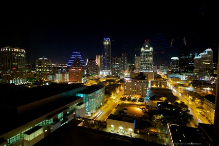 Austin at Night   © H. Michael Miley/Flickr