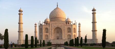 The Taj Mahal | ©Kinnla, Flickr