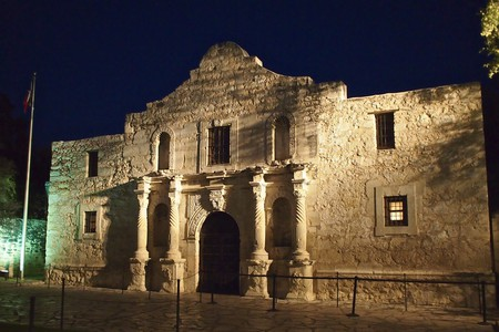 The Alamo | © Geoff Livingston/Flickr