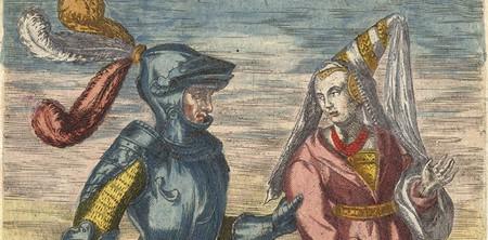 Baldwin I of Flanders and his wife Judith of France|© Beeldbank Kortrijk/WikiCommons